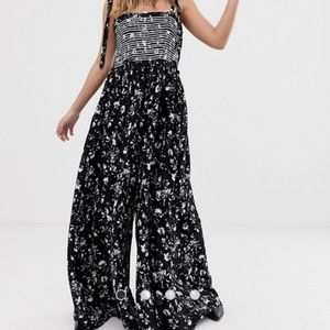 NWOT free People jumpsuit